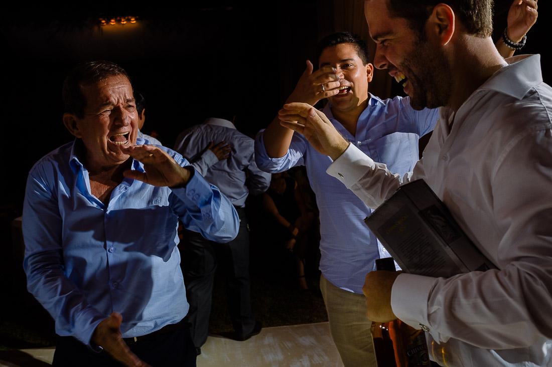 fotografo bodas lima playa pulpos