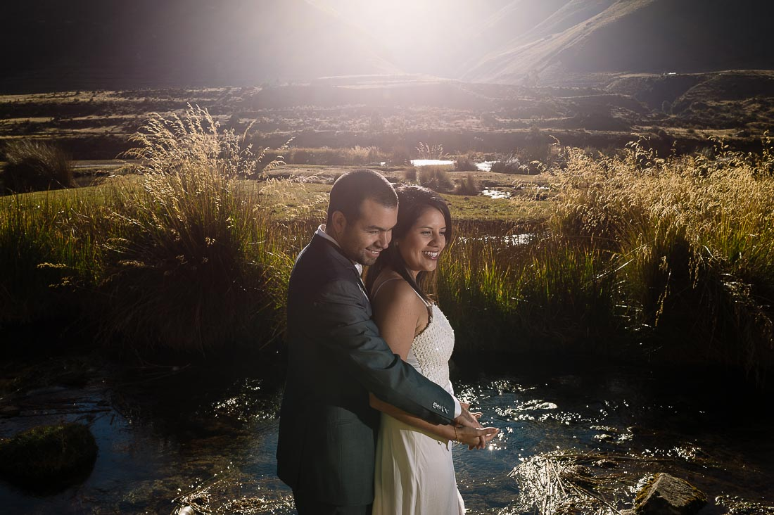 sesion post boda reserva paisajistica nor yauyos
