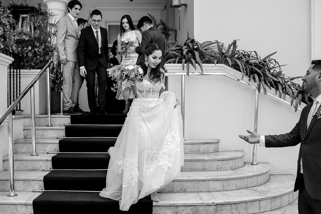 boda pilotos latam, fotografo country club latam